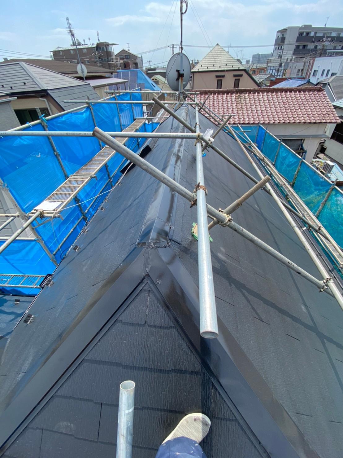 屋根・外壁リフォーム費用―2,269,000円(施工費含む)(税込)
